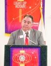 Joe Roth, District Governor 2014-1015
