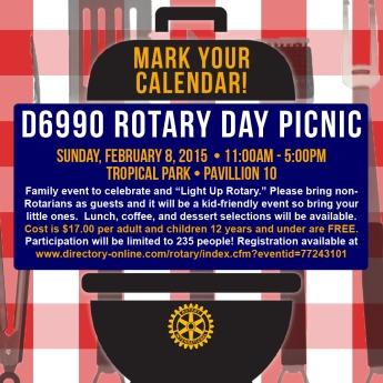 Rotary-Picnic